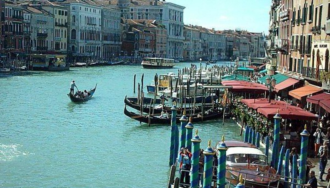 Venezia. (Foto: Wikimedia Commons)