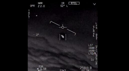 Amerikansk UFO-rapport: Er det på tide å forske ordentlig på de uidentifiserte flygende objektene?