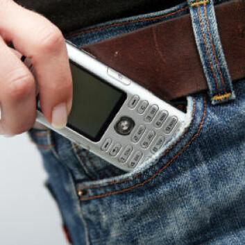 Rany Shamloul gir sine mannlige pasienter på fertilitetsklinikken råd om å holde mobilen unna kjønnsorganene. (Illustrasjonsfoto: iStockphoto)