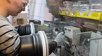 Her jakter forskerne på morgendagens batteriteknologi