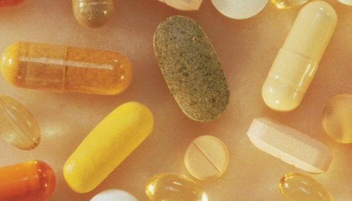 - Vitaminpiller forlenger ikke livet