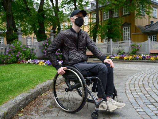 Pandemien har hatt negative konsekvenser for mennesker med bevegelsesnedsettelser