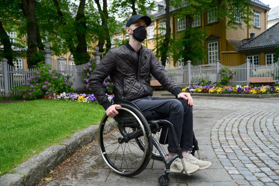 Alle som ønsker å være i aktivitet skal ha mulighet for det. Avbildet: Jørgen Hagen Bendiksen.