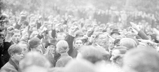 Gatekampar var del av den politiske kulturen i Danmark