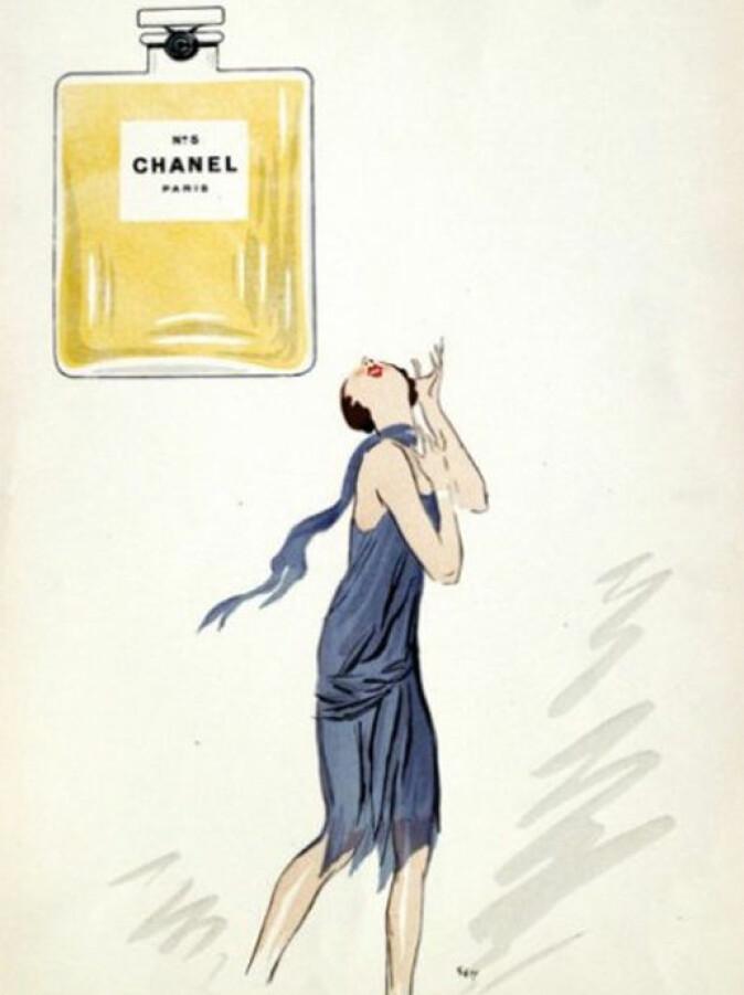 Luksusmote var ikke tilgjengelig for alle. Derfor begynte motehusene også å produsere billigere produkter, som parfyme, leppestifter og skjerf.
