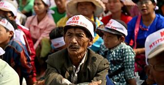 Kina og Japan tar ulike miljøhensyn når de investerer i Myanmar