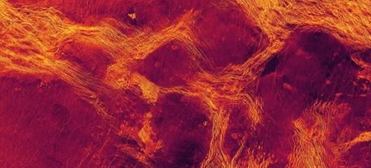 Forskere tror Venus sin overflate rører på seg