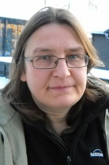 Ragnhild Hennum. (Foto: Siri Lindstad)