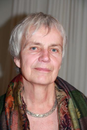 Signe Arnfred. (Foto: Stine Bøe)