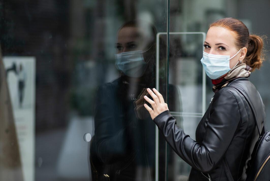 Fortsatt er det mye forvirring rundt bruk av munnbind. Det gjør det verre for folk med sosial angst, ifølge ny studie.