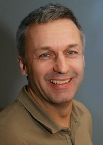 Flodbølge-ekspert Carl B. Harbitz. (Foto: NGI)