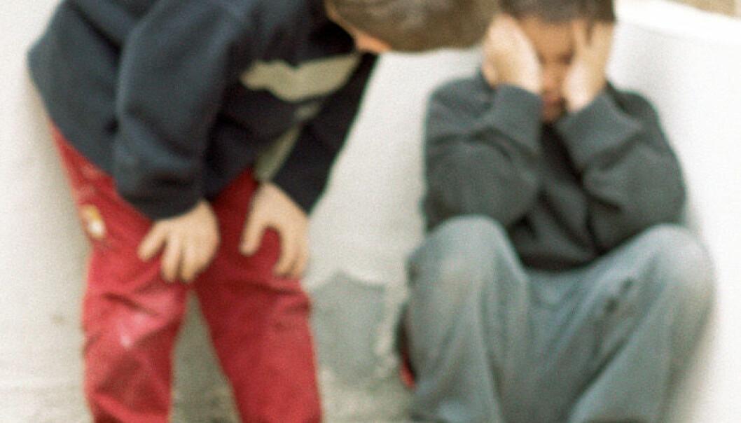 Marie-Louise Obermann fra Aarhus universitet har undersøkt moralsk frakobling hos 739 danske 6.- og 7.-klasseelever for å se hvordan frakoblingen hang sammen med elevenes mobbing. (Foto: Colourbox)