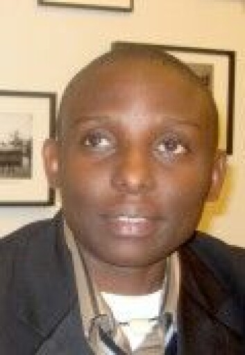 Victor Mukasa. (Foto: privat.)