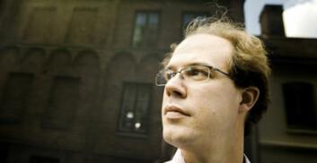 Johan Östling som blant annet har skrevet om hvordan erfaringene med nazismen preget det svenske samfunnet i årene etter andre verdenskrig. (Foto: Ola Torkelsson)