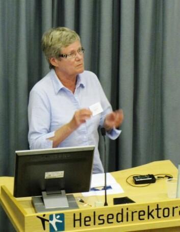 Pernille Baardseth ved Nofima mener rådet om å begrense eller unngå bearbeidet kjøtt bør presiseres. (Foto: Marianne Nordahl)
