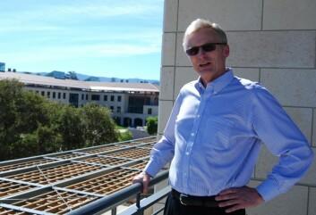 Olav Solgaard (Foto: Hanne Jakobsen)