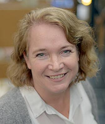 Anette Andresen, førsteamanuensis ved Høyskolen i Kristiania.