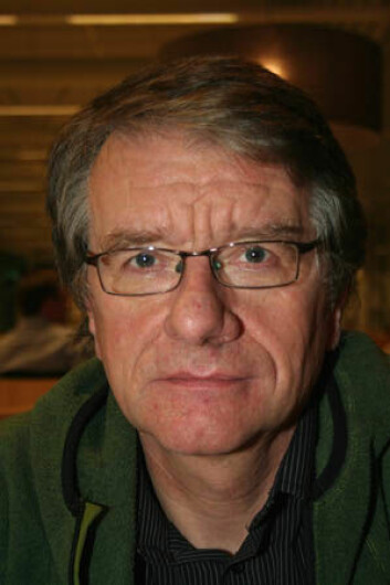 Einar Eythorsson. (Foto: Asle Rønning)
