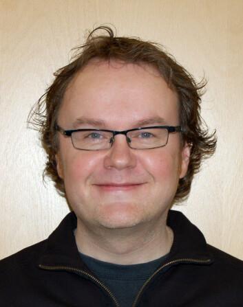 """""""Knut Breivik. Seniorforsker ved NILU"""""""