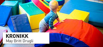 Barnehageforsker: Politikerne må bli litt mer bekymret for ettåringene enn de er i dag