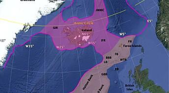 Forskere foreslår at Island ligger på toppen av et sunket kontinent. De kaller det Icelandia
