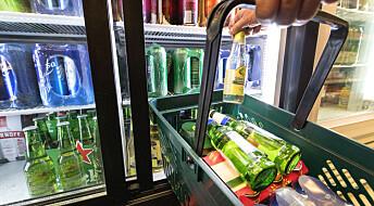 Norge fortsatt dyrest på alkohol og tobakk i Europa