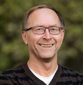 Dosent Arve Almvik ved Nord universitet.