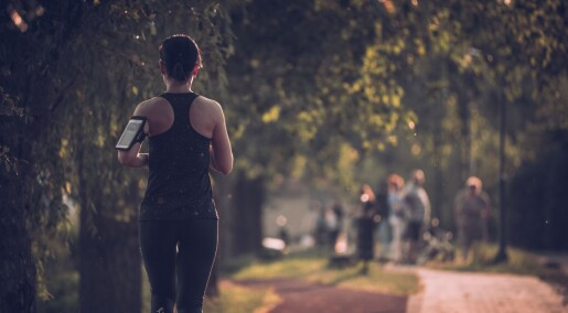 Fysisk aktivitet er både bra og dårlig for kvinner med spiseforstyrrelser