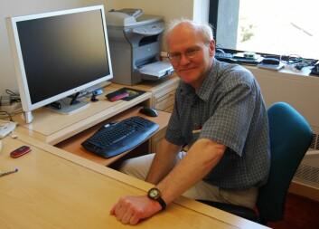 Trond Petersen (Foto: Hanne Jakobsen)