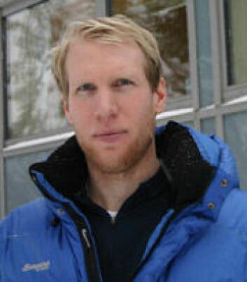 Eivind Andersen, NIH. (Foto: Torunn Gjerustad)