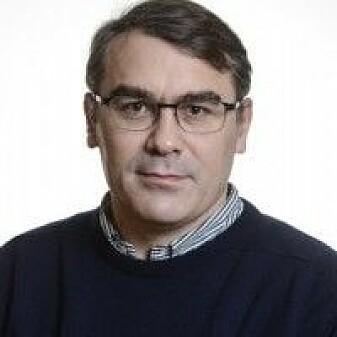 Laurent Gernigon er forsker ved NGU.