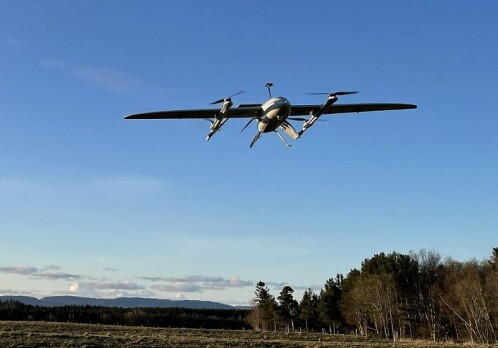 Drones will soon be transporting medical samples
