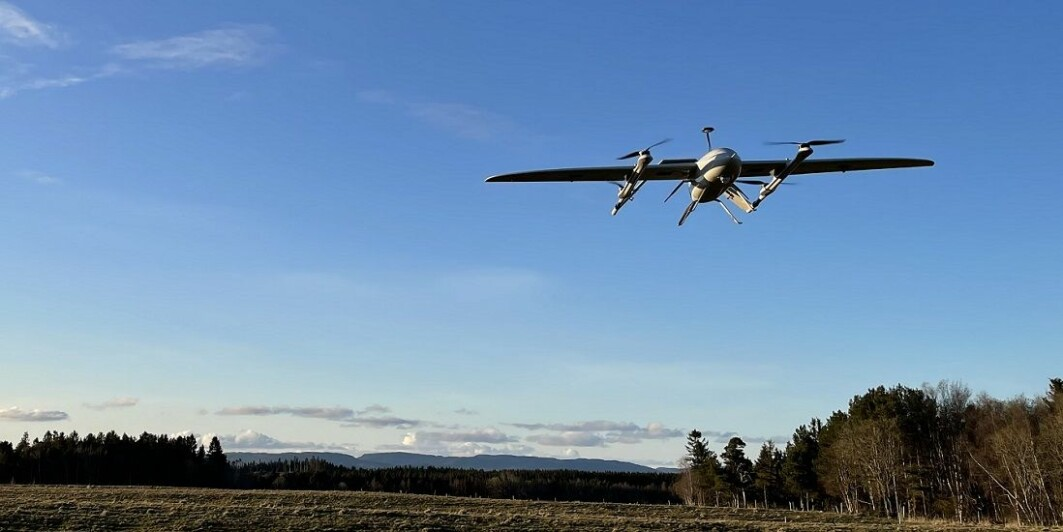 This sight could become commonplace in the future. Delivery drones do jobs faster and require fewer working hours.