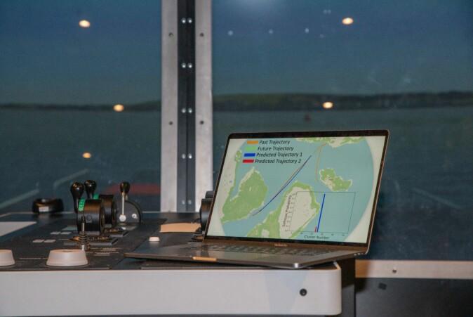 Løsningen kan på sikt integreres i et kartverktøy navigatørene kan bruke.