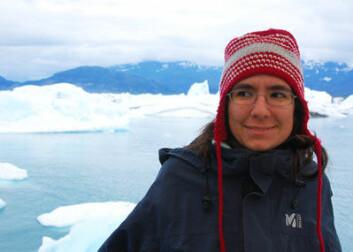 Valentina Radic ved University of British Columbia. (Foto: Chris Petrich)