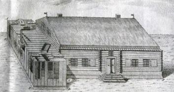 """""""Norges første astronomiske observatorium ble bygget i Vardø i 1768. 100 år etter var det gått til grunne."""""""