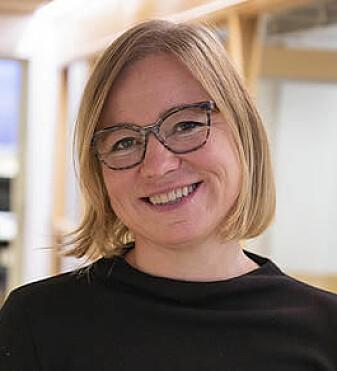 Professor and CAS project leader Mariann Bjelland Kartzow.