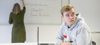 Legger barneverninstitusjonene lista for høyt eller for lavt for ungdommenes skolegang?