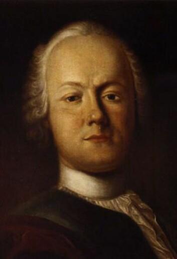 Friedrich Gottlieb Klopstock (1724-1803) (Maleri: Johann Caspar Füßli)