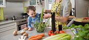 – Start tidleg med gode matvanar for barna