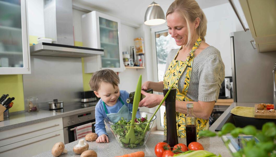 – Grønsaker er sunt og bør vere ein stor del av det daglege matinntaket, seier ernæringsforskar.