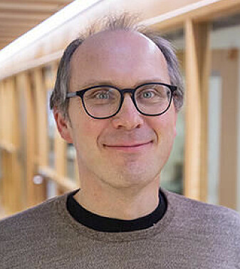 Associate Professor and CAS project leader Jakob Elster.
