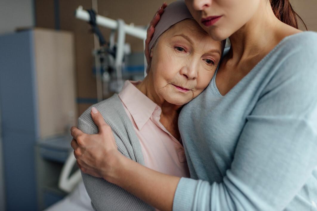 Sammenhengen mellom depresjon og dødelighet hos eldre med kreft, har tidligere vært lite undersøkt og resultatene har vært sprikende.