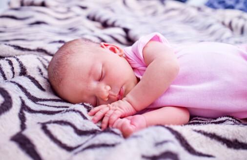 Ny testmetode avslører blodforgiftning hos nyfødte