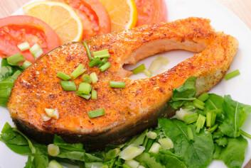 EQ overføres i noen grad fra fôr til fiskefilet. (Foto: Shutterstock)