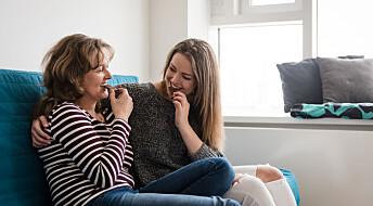 Bør middelaldrende kvinner spise mer sjokolade?
