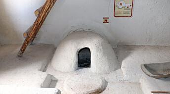 Folk i steinalderen fikk dårligere helse av bålene