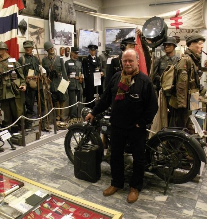 Lokale ildsjeler står bak flere norske museer. Lofoten Krigsminnemuseum i Svolvær er det den tidligere Prudence-rockemusikeren William Hakvaag som er opphavsmann til. Han syntes nemlig at historien om det som skjedde i Lofoten og Nord-Norge under 2. verdenskrig fortjente et eget museum.
