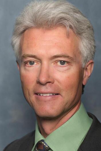 Geir Stene-Larsen (Foto: Folkehelseinstituttet)
