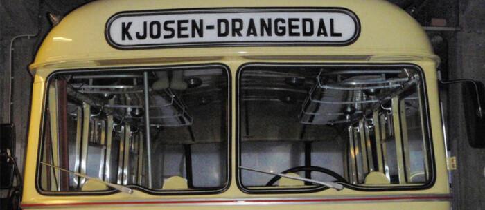 Telemark Museum og Rutebilhistorisk Forening viser deg hvordan en hel rutebilstasjon så ut på 1950-tallet, om du tar turen til Jønnevald utenfor Skien. Men her må du ta kontakt på forhånd for å komme inn.